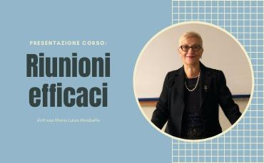 LEADERSHIP: Riunioni efficaci (Audiocorso)
