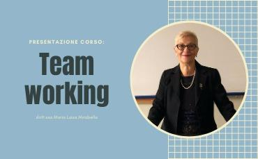 LEADERSHIP: Team working  (audiocorso)